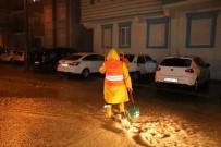 ŞÜKRÜ SÖZEN - Manavgat'ta Şiddetli Yağış