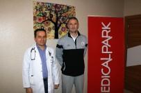 ÖMER AYDıN - Markovic Medical Park'ta