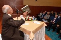 ALI ÇAĞLAR - Mersin'de 'Kütüphane Söyleşi Günleri'