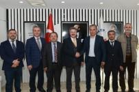 BAHATTIN BAYRAKTAR - Muratpaşa'da Sağlık Hizmetlerine Özel Projeler