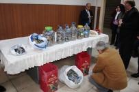 KORUMA MÜDÜRÜ - Öğrenciler 1 Ton Atık Pil Topladı