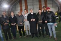 ÖZALP BELEDİYESİ - Özalp Belediyesi Halı Saha Futbol Turnuvası Tamamlandı