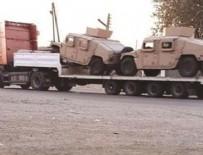 PENTAGON - ABD'den, YPG'ye verilen silahlara ilişkin yeni açıklama