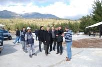 Pozantı'da Mezarlık Ve Cenaze Hizmetleri İyileştirildi