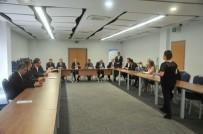 İSMAİL HAKKI ERTAŞ - Proje Döngüsü Yönetimi Eğitimci Eğitimi Tamamlandı