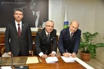 TARIM İLACI - Salihli OSB'de Dev Yatırım İçin İmzalar Atıldı