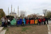 YEŞILPıNAR - Simurglu Öğrenciler Ecdadını Yerinde Tanıyor