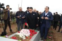 DİYARBAKIR BAROSU - Tahir Elçi Mezarı Başında Anıldı