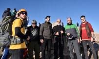 UĞUR İBRAHIM ALTAY - Takkeli Dağ'da İlk Yardım Eğitimi