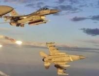 PKK - TSK tarafından Irak'ın Kuzeyine hava harekatı