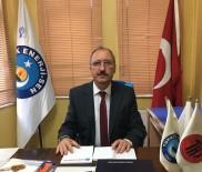 Türk Enerji Sendikası Batı Anadolu Şubesi'nin Yeni Başkanı Mustafa Sağıroğlu