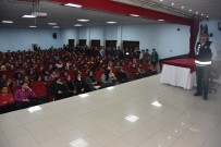 EMNİYET AMİRLİĞİ - Üniversite Adaylarına 'Terör' Konferansı