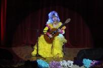 SENFONİ ORKESTRASI - Ünlü Gitarist Galina Vale, ODÜ'de Konser Verdi