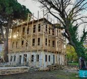 HARABE - Ünye'de Tarih Yeniden Canlanıyor
