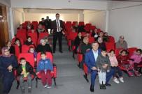 ANİMASYON FİLMİ - Vezirhan'da Kur'an Kursu Öğrencilerine Animasyon Film Gösterisi Yapıldı