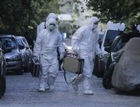 TERÖR OPERASYONU - Yunanistan'da terör operasyonu