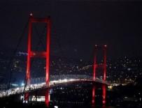 ŞÜPHELİ PAKET - 15 Temmuz Şehitler Köprüsü'nde şüpheli paket alarmı