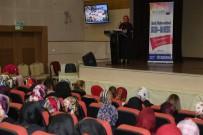 MESLEK EĞİTİMİ - 'Aile Okulu' İle KO-MEK Kursiyerleri Bilinçlendiriliyor