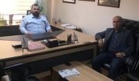 ALİ AYDINLIOĞLU - AK Parti Ayvalık İlçe Başkanı Hasan Kıtay Açıklaması