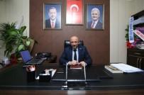 AHMET ÖZTÜRK - AK Parti Tokat Merkez İlçe Başkanlığında Görev Dağılımı Yapıldı