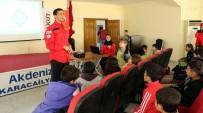 DEPREM FELAKETİ - Akdeniz Belediyesi'nde 'Deprem Ve Afet Bilinçlendirme' Semineri