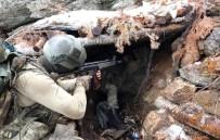 AMANOS DAĞLARI - Amanos Dağları'ndaki Terör Operasyonları Aralıksız Sürüyor