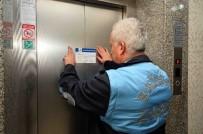 TÜRK STANDARTLARI ENSTİTÜSÜ - Bağcılar'da Asansörlere Sıkı Denetim