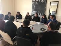 EMNİYET AMİRLİĞİ - Bahçesaray'da 'Okul Güvenliği' Toplantısı