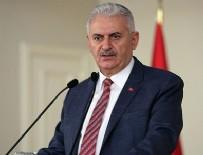 TAŞERON YASASI - Başbakan Yıldırım'dan taşeron açıklaması