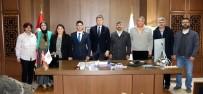 TERMİK SANTRAL - Başkan Akay, BBP Çerkezköy İlçe Yönetim Kurulu'nu Makamında Ağırladı