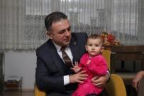 YENIKENT - Başkan Ercan'dan Sürpriz Ev Ziyaretleri