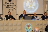 ELEKTRİK ZAMMI - Başkan Ergün Açıklaması 'Amaç, Siyasi Hedeflerle Manisa Büyükşehir Belediyesinin Hizmet Ve Yatırımlarının Önlenmesidir'