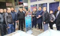 SELAHATTIN GÜRKAN - Başkan Gürkan Esnaflarla Bir Araya Geldi
