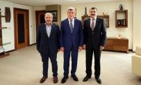 ALIKAHYA - Başkan Karaosmanoğlu, Birleşik Metal-İş Sendikası İle Bir Araya Geldi