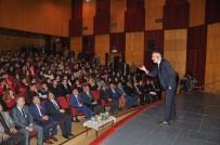 MUNZUR - Bekir Develi Tunceli'de Öğrencilerle Buluştu