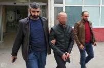 UNKAPANı - Bıçakla Bir Kişiyi Ağır Yaralayan Zanlı Yakalandı