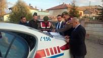 Boğazlıyan'da Öğrenci Servis Araçları Denetlendi
