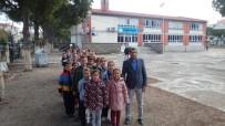 İBADET - Burhaniye'de Öğrencilerden Cami Ziyareti