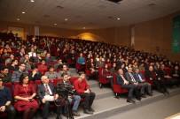 OKUL BİNASI - Büyükkılıç, 'Kariyer Günleri'nde Öğrencilerle Buluştu