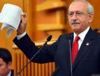 CHP Genel Merkezi'nden tuhaf 'belge' açıklaması