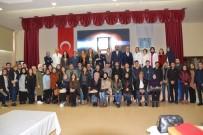 İŞ KADINI - Düzce Üniversitesi'nden Darülaceze'ye Ziyaret