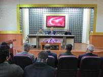 MUSTAFA KOÇ - Düziçi'nde Halk Toplantısı