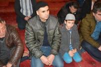 BURHAN ÇAKıR - Eskişehir'de Camiler Doldu Taştı