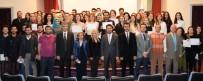 İKTISAT - ESOGÜ'de Girişimcilik Eğitimi Alan Öğrencilere KOSGEB Sertifikaları Verildi