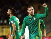 MEHMET EKICI - Fenerbahçe gol oldu yağdı