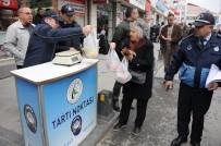 MEHMET ÖZCAN - Gaziosmanpaşa'da Zabıtalardan Pazar Denetimi