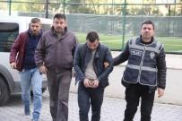 KENTSEL DÖNÜŞÜM PROJESI - Gitar Hırsızlığına Gözaltı