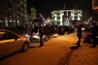 POLİS MERKEZİ - Huzur 64 Uygulaması Kapsamında 15 Kişi Tutuklandı