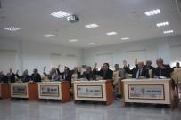 SARMAŞıK - İl Genel Meclisi Kasım Ayı 18'İnci Birleşiminde 4 Gündem Maddesi Görüşüldü