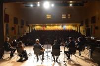 MUSTAFA TALHA GÖNÜLLÜ - İTÜ'lü Müzisyenler Adıyaman Üniversitesinde Konser Düzenledi